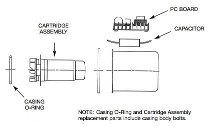 Taco 0010-032RP Casing O-Ring Gasket